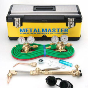 MetalMaster Professional Heavy Duty Welding & Cutting Outfit