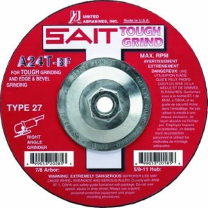 A24T Grinding Wheel