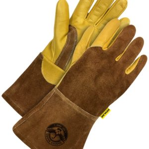 Gander Split Leather Gloves