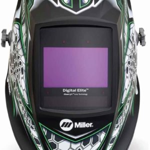Miller Electric Digital Elite Vintage Roadster Welding Helmet