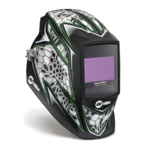 Miller Electric Digital Elite Raptor Welding Helmet