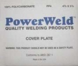 PP2 Welding Helment Lens Cover