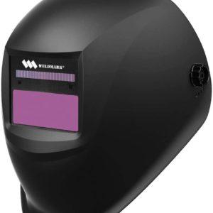 Weldmark Black Welding Helmet