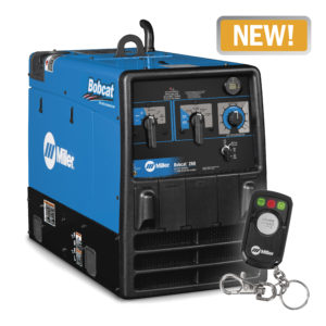 Bobcat™ 260 with Remote Start/Stop