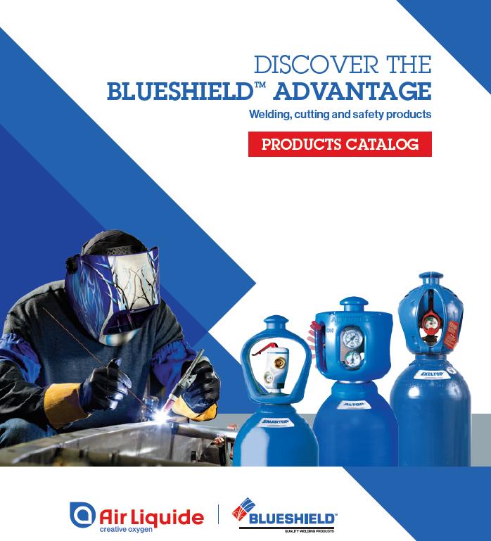 Blueshield Welding Products Catalog